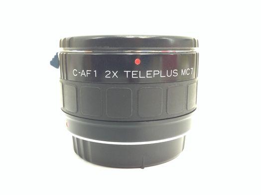 otro accesorio objetivos kenko c-af1 2x teleplus mc7