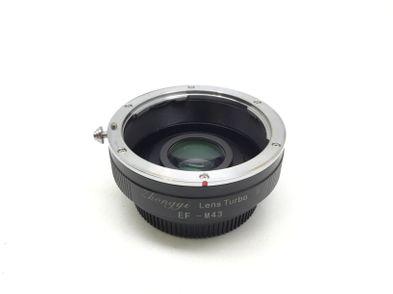 otro accesorio objetivos nikon lens turbo ii ef-m43