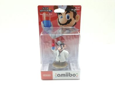 otros accesorios consolas amiibo smash dr. mario