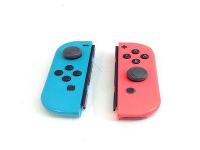 otros accesorios nintendo nintendo rojo y azul