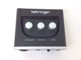 otros accesorios sonido behringer um2