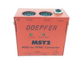 otros accesorios sonido doepfer msy2