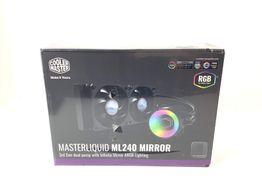 otros componentes pc cooler master masterliquid ml240 mirror