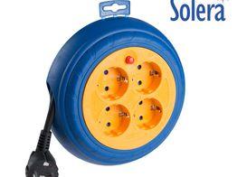 otros electricidad solera 4 tomas 3m de cable