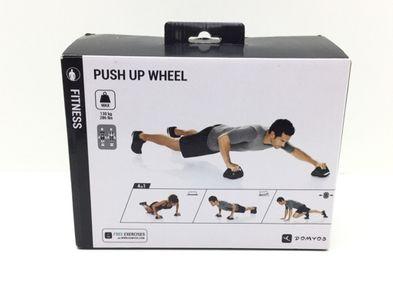 otros fitness domyos push up wheel