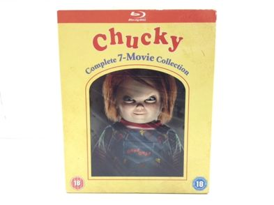 chucky complete 7-movie collection