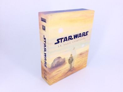 star wars la saga completa bluray