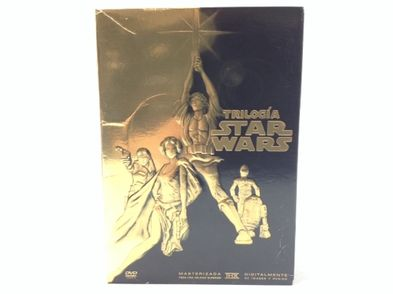 trilogia star wars dvd