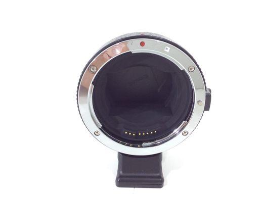 otros fotografia y video canon adaptador de sony a canon