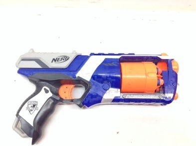 otros juegos jardin nerf pistola
