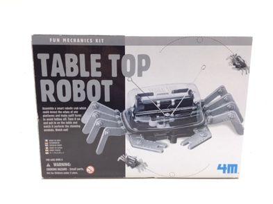 otros juegos y juguetes otros fun mechanics kit: table top robot