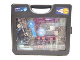 otros juegos y juguetes otros coffret microscope