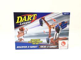 otros juegos y juguetes fantastiko pistola lanzadardos