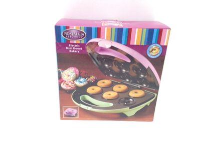otros otros cocina nostalgia electrics mini donut