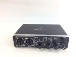 otros sonido otros umc202hd
