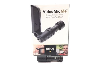 alcatel rode videomic me