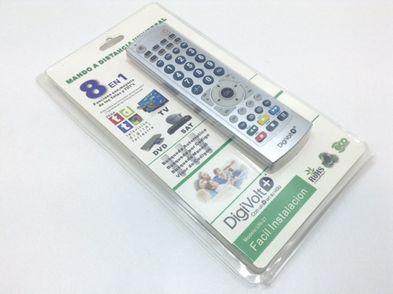 otros tv y  video mando universal 8  en 1 mando universal 8 en 1