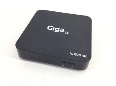 otros tv y  video gigatv hd870