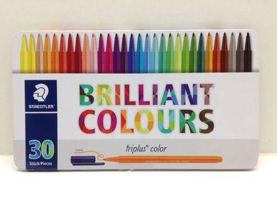 otros staedler triplus color 30
