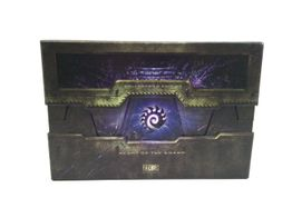 outras coleções outro starcraft ii: heart of the swarm -collectors edition
