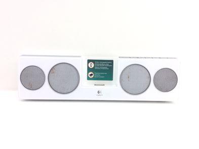 outros acessórios mp3 e mp4 logitech pure-fi anywhere