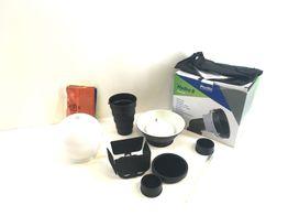 outros fotografia e vídeo phottix hydra 8