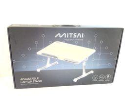 outros informática mitsai adjustable laptop stand
