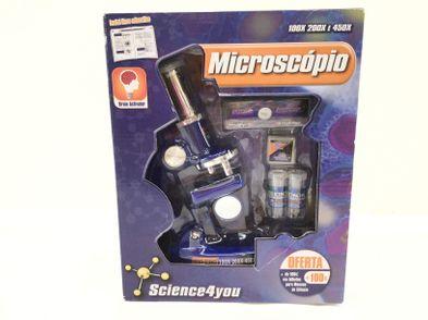 outros jogos e brinquedos outro microscopio
