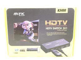 outros tv e vídeo m.t.k k3400