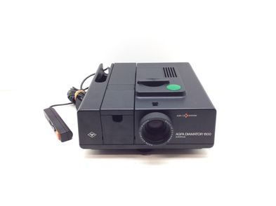 outros videoprojetor agfa diamator 1500