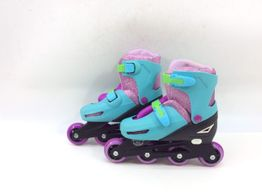 patines otros purpurina