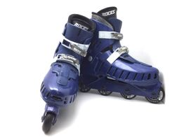 patines roces azul