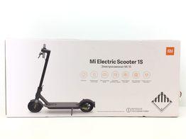 patinete electrico xiaomi mi electric scooter 1s, vel. 25 km/h, 30 km autonomía, pantalla, bluetooth, negro