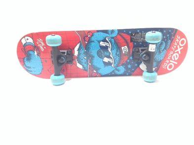 patinete oxelo skate play 3 bear blue