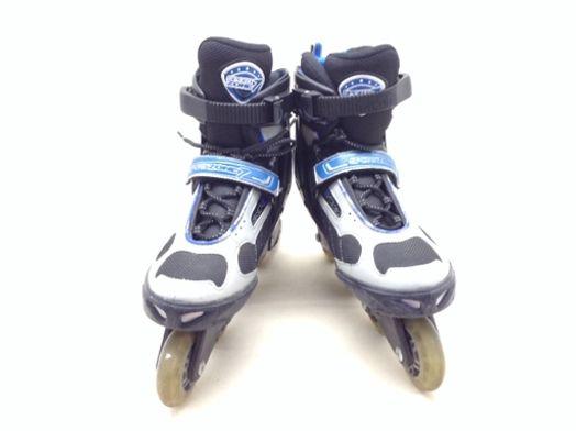 patins outro pretas