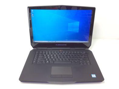 pc portatil alienware p42f