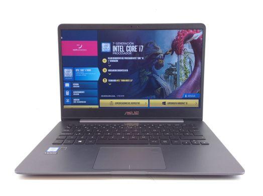 pc portatil asus notebook pc ux430u