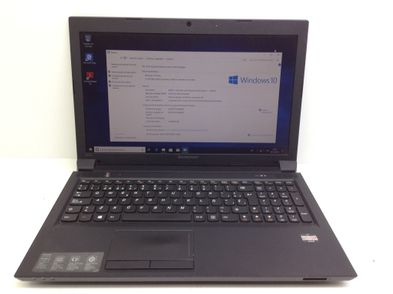 pc portatil lenovo b575e