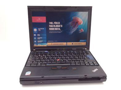 pc portatil lenovo x200