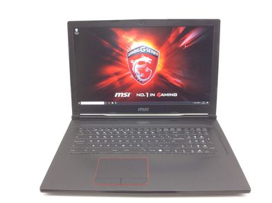 pc portatil msi ge73vr