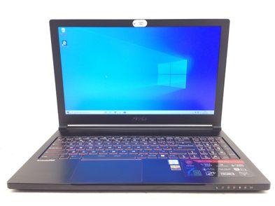pc portatil msi gs63 7restealth pro