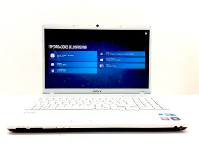 pc portatil sony pcg-71211m