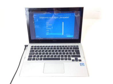 pc portatil sony svt131a11m tactil