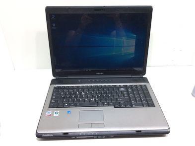 pc portatil toshiba c2d-t6400/2gb/160gb/compartida