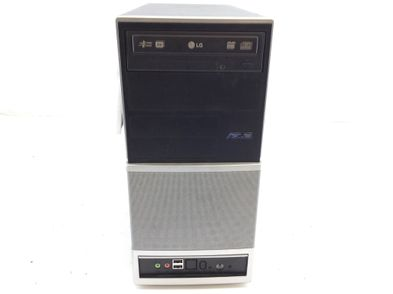 pc asus core 2 duo 2,93ghz 3gb ram 1tb hdd w10