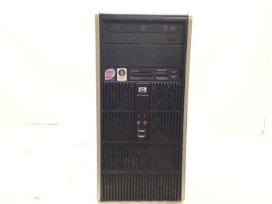 pc hp compaq core duo 4gb ram 250gb disco