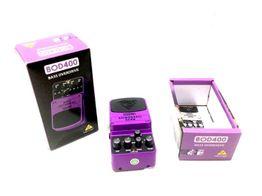 pedal efectos behringer bod400
