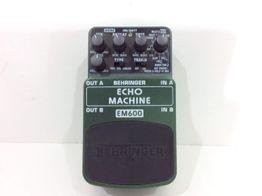 pedal efectos behringer em600
