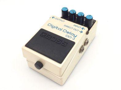 pedal efectos boss dd-3