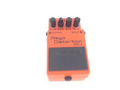 pedal efectos boss md-2 mega distortion